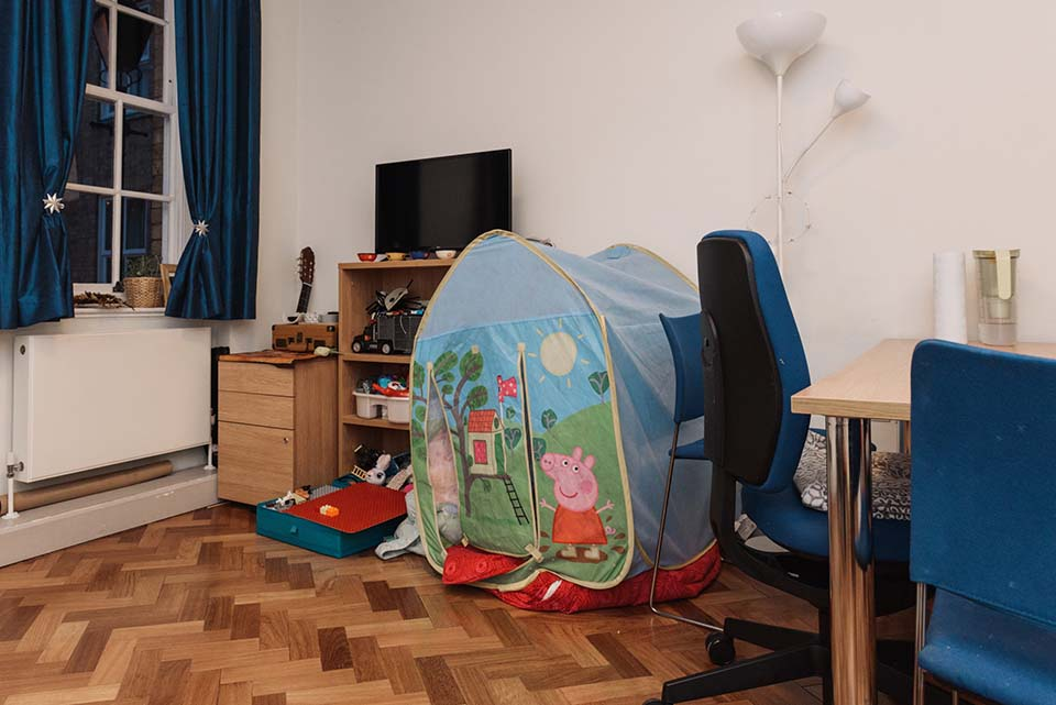 Offering a range of family friendly accommodation in the heart of central London