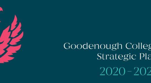 Goodenough College strategic plan 2020-2025