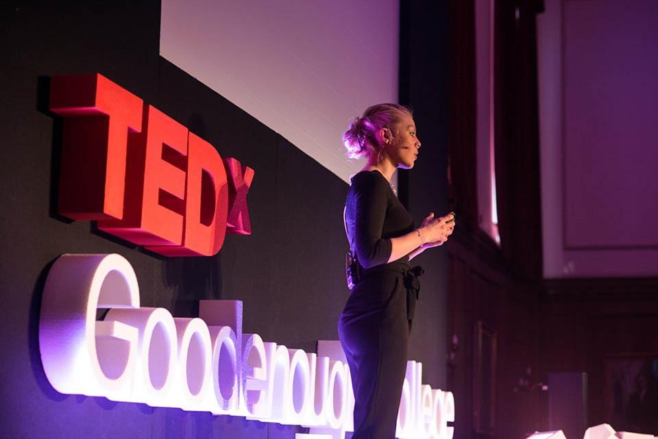 TEDxGoodenoughCollege 2021