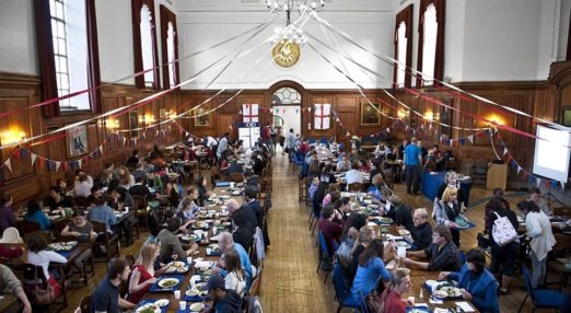 The Great Hall at Goodenough College