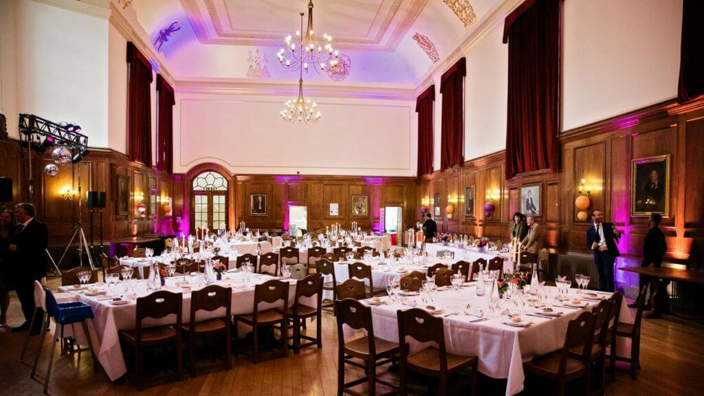 Events & venue hire