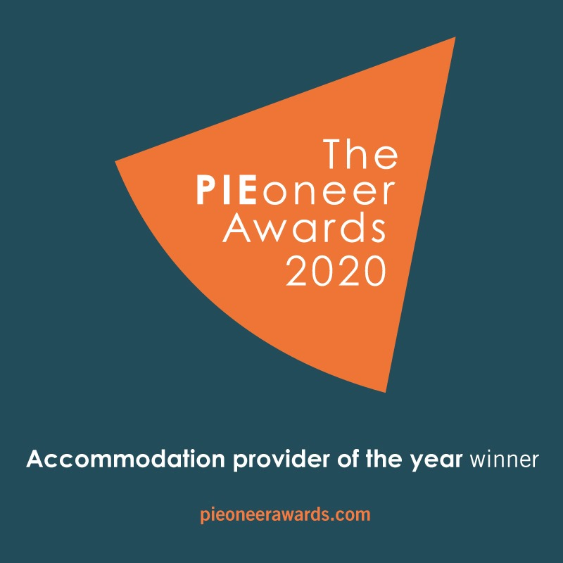 "Goodenough crowned international ""Accommodation Provider of the Year"""
