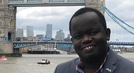Dr Emmanuel Soma, Chevening Scholar