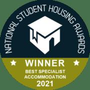 National Student Housing Awards logo